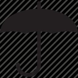 proection, rain, rainy, tool, umbrella, weather icon