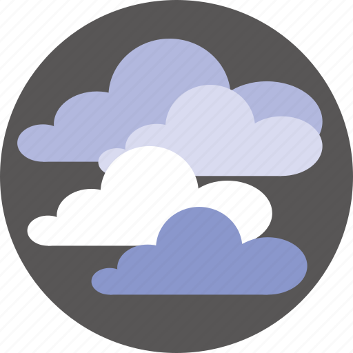 clouds, cloudy, forecast, sky, weather icon