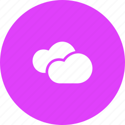 cloud, clouds, sky icon