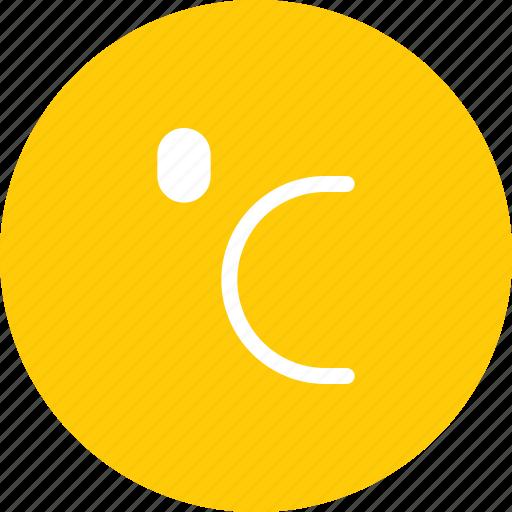 celsius, centigrade, degree, forecast, reading, temperature icon
