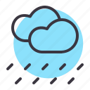 cloud, cloudy, forecast, heavy, rain, rainfall, weather