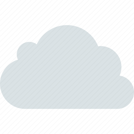 cloud, clouds, cloudy, forecast, grey, rain icon