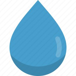 drop, drop of water, rain, rainy, water icon