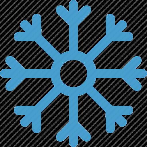 christmas, freeze, freezing, snow, snowflake, weather, winter icon