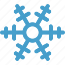 cold, freeze, freezing, snow, snowflake, weather, winter icon