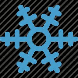 cold, freeze, freezing, snow, snowflake, weather, winter icon