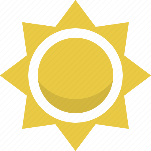 day, forecast, hot, summer, sun, sunny, warm icon
