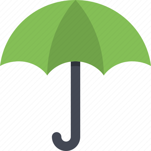 cover, protect, protection, rain, safety, shield, umbrella icon