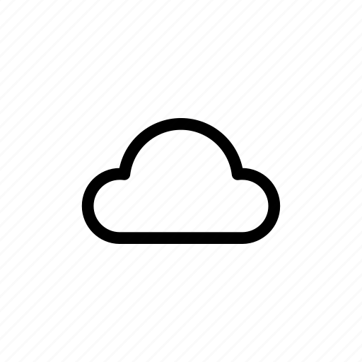 climate, clouds, night, snow, storm, weather icon