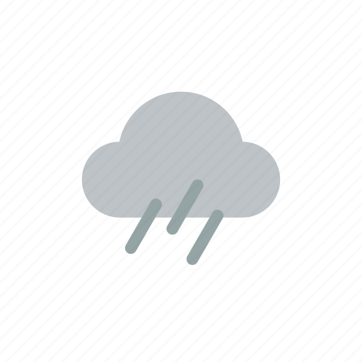 climate, clouds, storm, sunny, weather icon