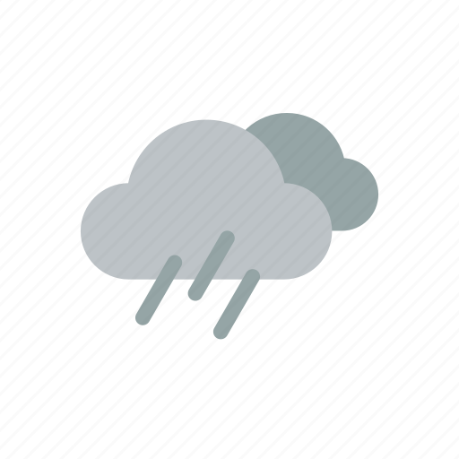 clouds, cloudy, moon, snow, storm, sun, weather icon