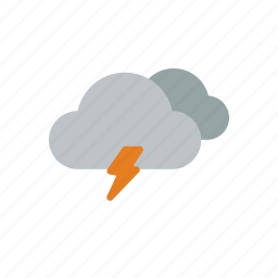 cloud, clouds, forecast, moon, night, snow, weather icon
