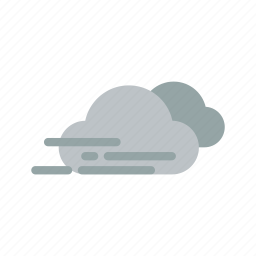 climate, clouds, night, storm, sunny, weather icon