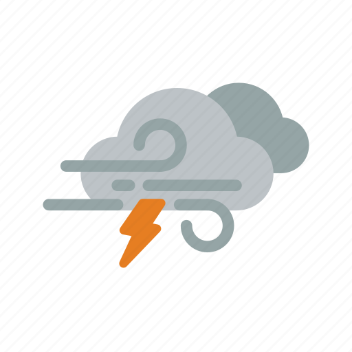 clouds, cloudy, forecast, moon, snow, weather icon