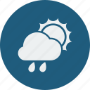 rainy, sunny icon