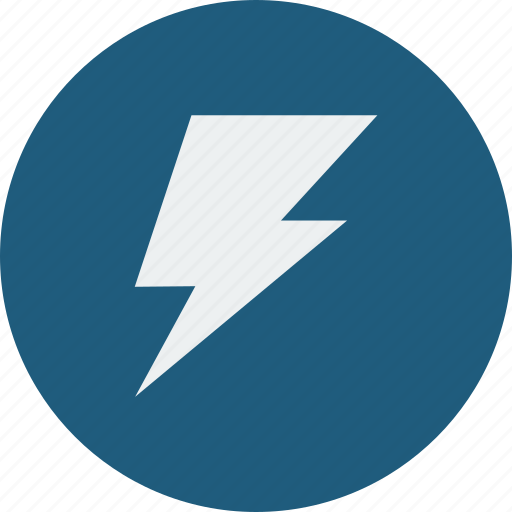 electricity, energy, forecast, power, thunderbolt, weather icon
