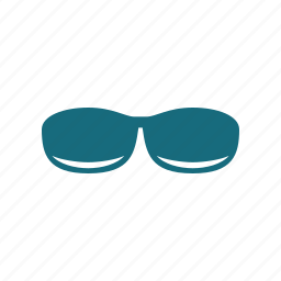 glass, glasses, magnifying glass, view icon