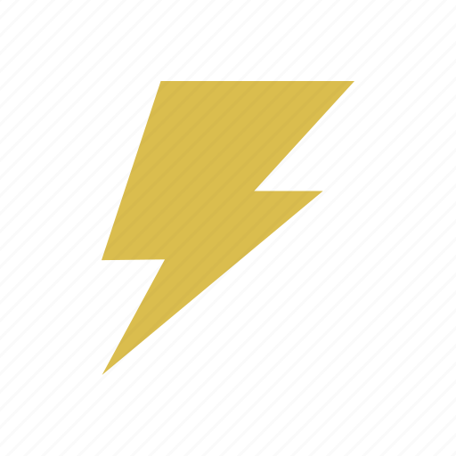 electric, energy, forecast, power, thunder, thunderbolt, weather icon