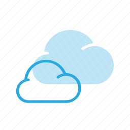 cloud, cloudy, forcast, weather icon