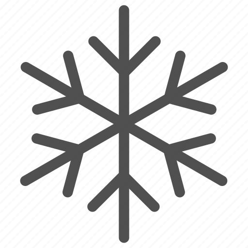 cold, drop, sky, sleet, snow, snowflake, weather icon