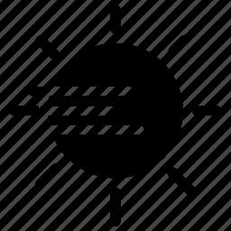 chaos, creative, day, dense, fog, grid, hazard, shape, thick-fog, visiblity icon
