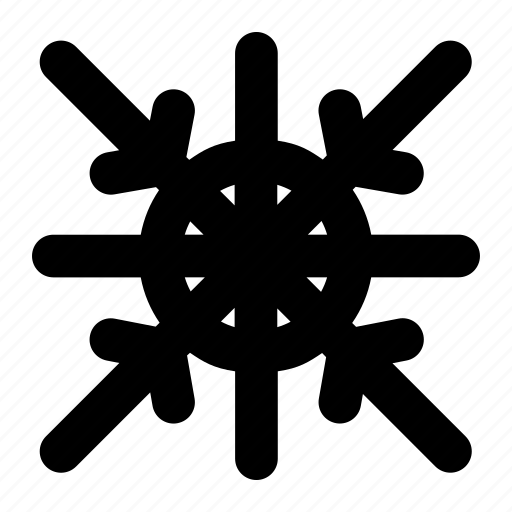 cloud, cold, creative, frost, grid, shape, snow, snow-man, snowflake, winter icon