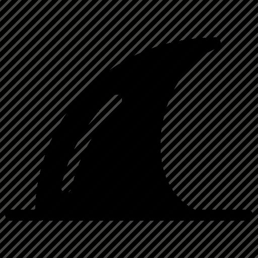 creative, grid, sea, shape, ship, tide, wave icon