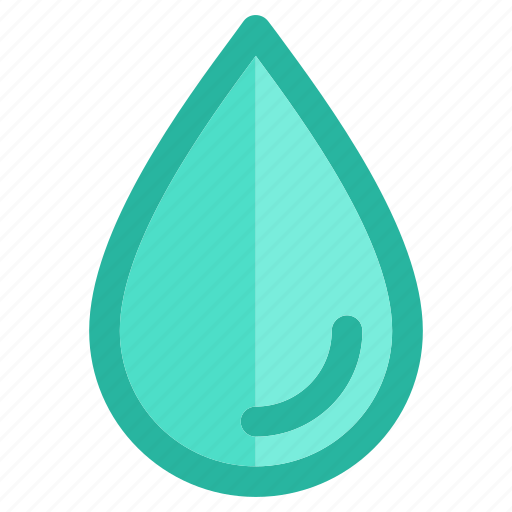 cloudy, drink, night, rain, storm, water, weather icon