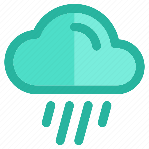 christmas, cloudy, moon, night, rain, snow, weather icon
