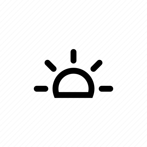 Sun, warm, weather icon - Download on Iconfinder