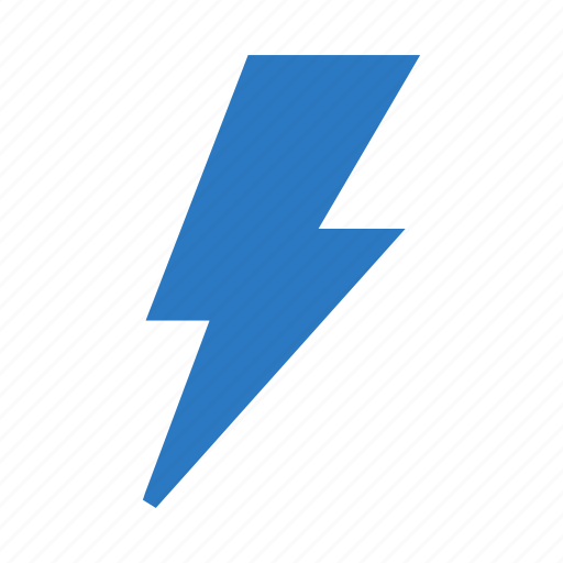 climate, energy, flash, power, weather icon