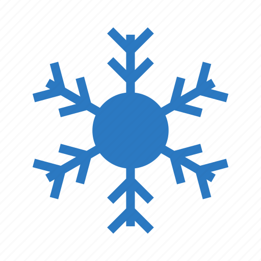 cold, flake, snow, weather, winter icon