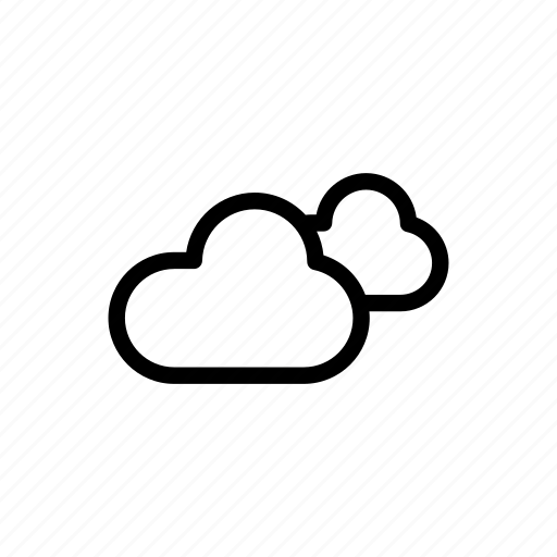 cloud, cloudy, forecast, holiday, weather icon
