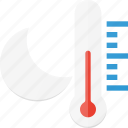 forcast, night, temperature, weather