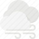 forcast, weather, wind, windy icon