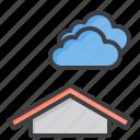 cloud, meteorology, sky, weather