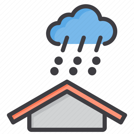 cloud, hail, meteorology, sky, strom, weather icon