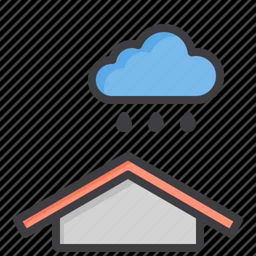 cloud, meteorology, rain, sky, weather icon