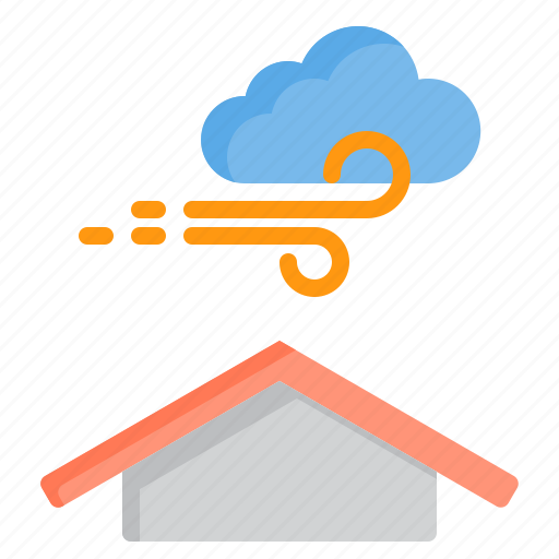 cloud, meteorology, sky, weather, wind icon