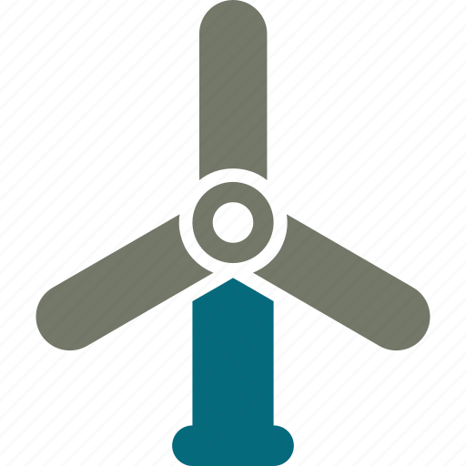 air, air turbine, forecast, turbine, weather icon
