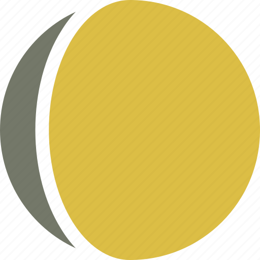 eclipse, forecast, weather icon