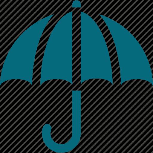 forecast, umbrella, weather icon