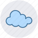 cloud, clouds, cool, line, storage, weather icon