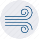 meteo, meteorology, weather, wind, windy icon