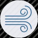 meteo, meteorology, weather, wind, windy icon