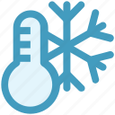 cold, estate, real, snow, temperature, thermostat, weather