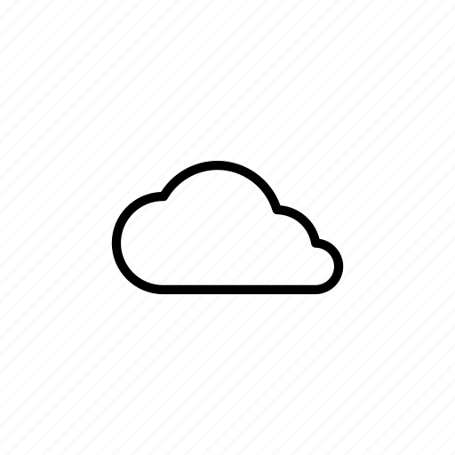 cloud, cloudy, day, forecast, weather icon
