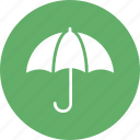 canopy, parasol, umbrella, sunshade icon