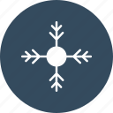 crystal flake, snow falling, snowflake, snowflake ornament icon