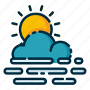 climate, forecast, haze, meteorology, weather